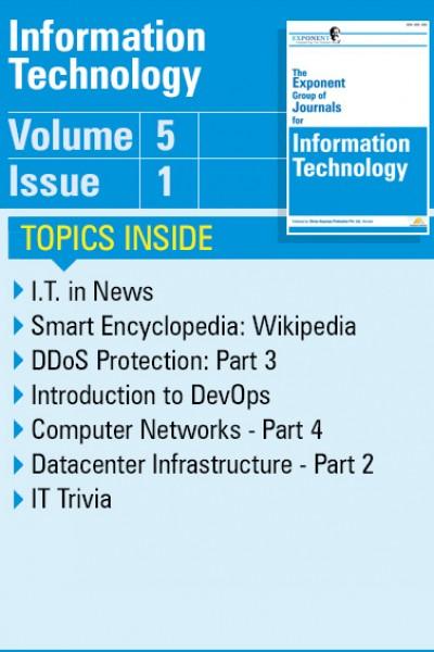 Information Technology – Volume 5 – Issue 1