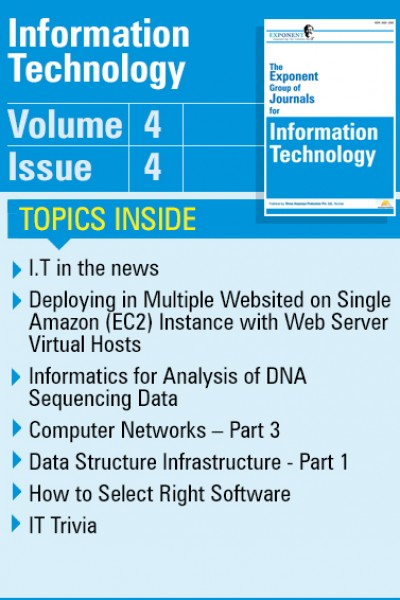 Information Technology – Volume 4 – Issue 4