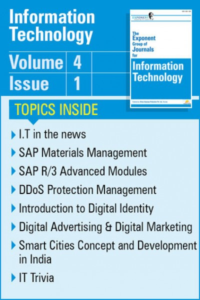 Information Technology – Volume 4 – Issue 1