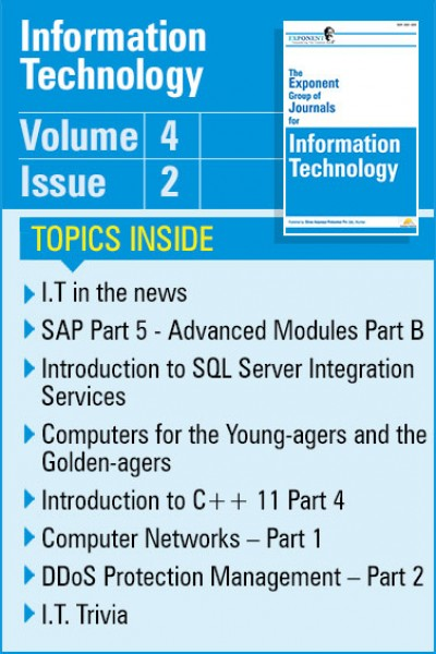 Information Technology – Volume 4 – Issue 2