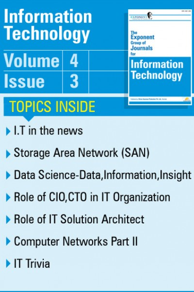 Information Technology – Volume 4 – Issue 3