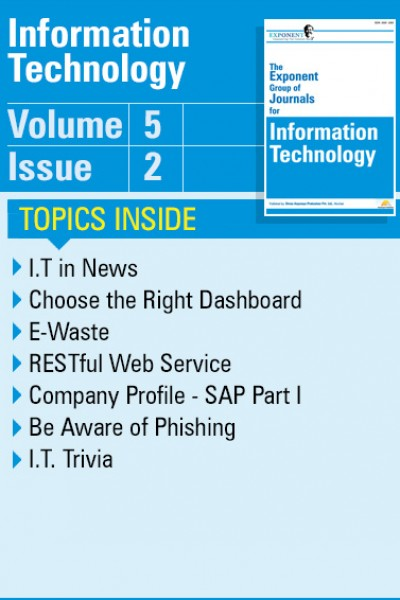 Information Technology – Volume 5 – Issue 2