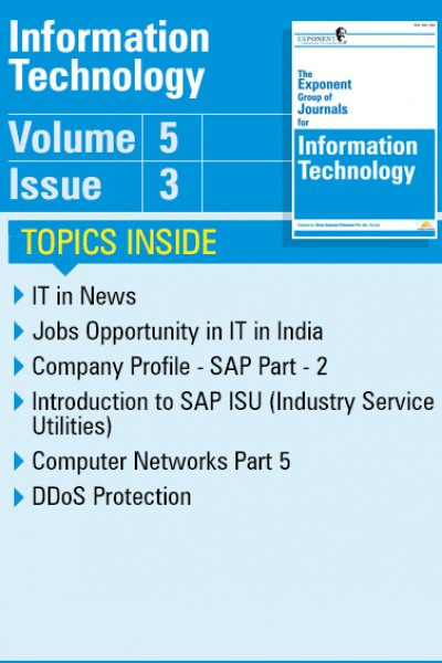 Information Technology – Volume 5 – Issue 3