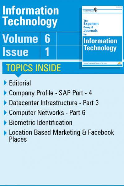 Information Technology – Volume 6 – Issue 1