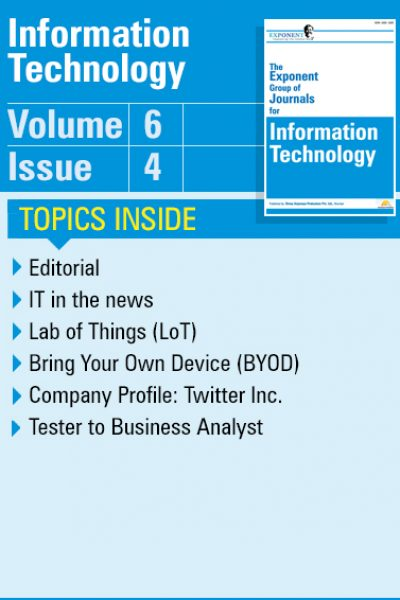 Information Technology – Volume 6 – Issue 4