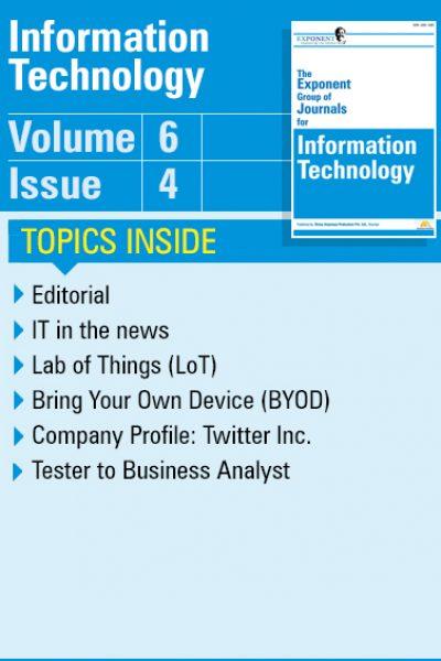 Information Technology – Volume 6 – Issue 4
